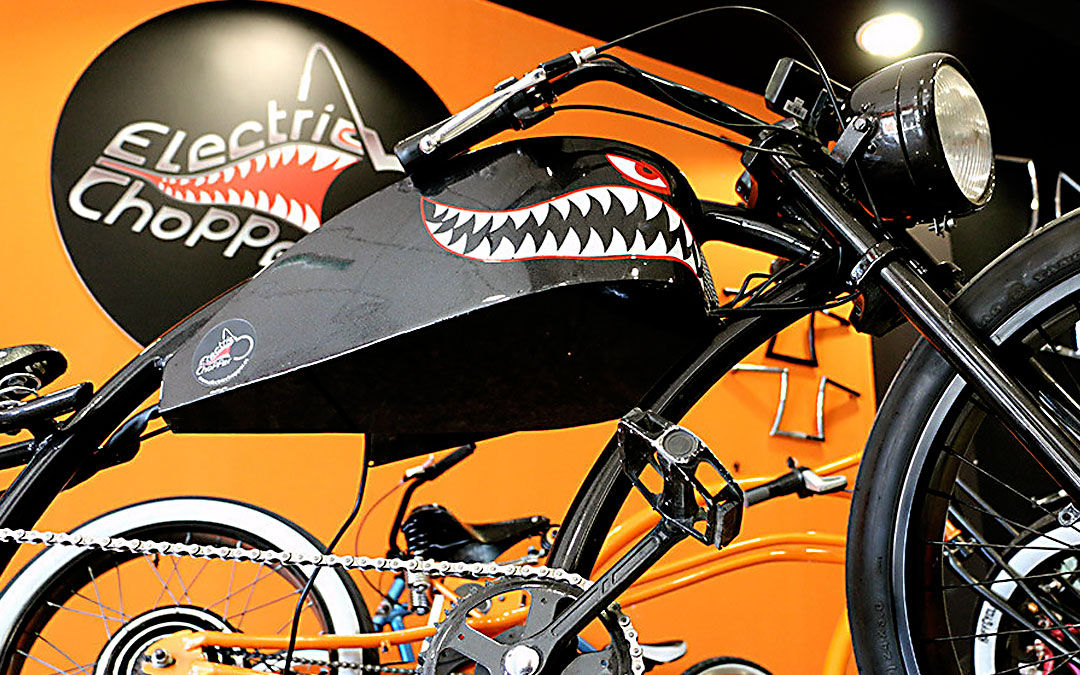 """Monster Bikes"" Las Naves sobre ruedas"