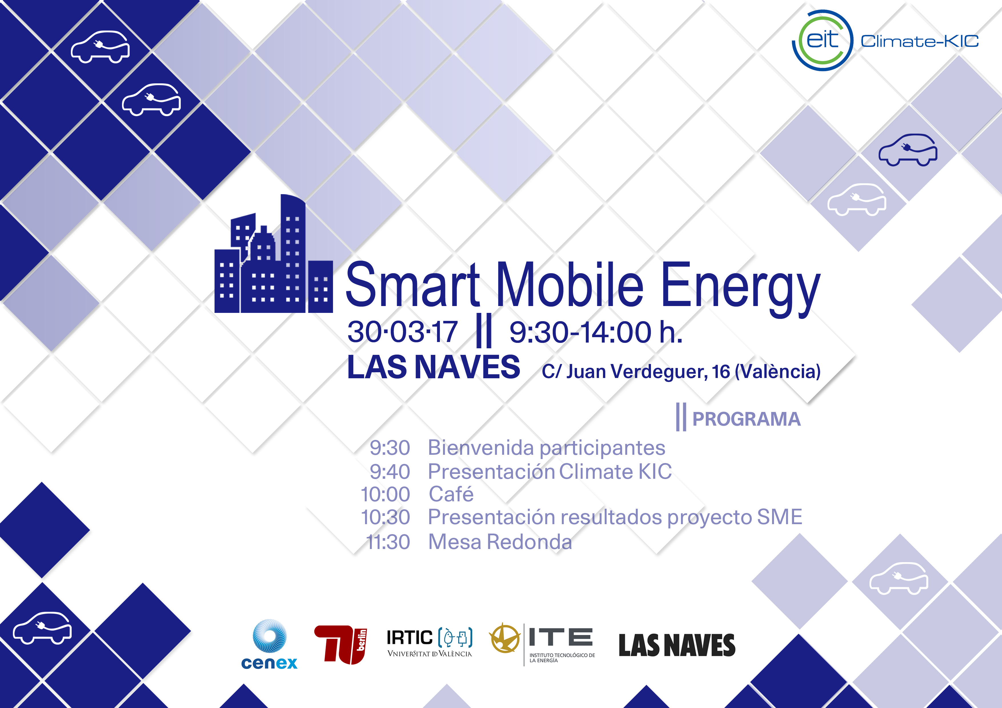 Smart Mobie Energy (SME) - Programa