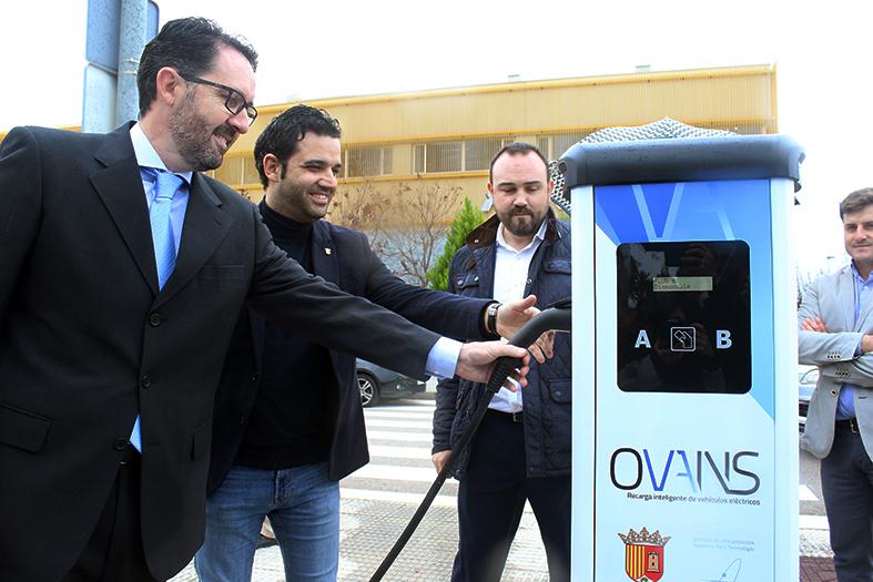 Valencia se prepara para la transición energética