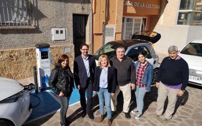 La transición energética también llega a la sierra valenciana