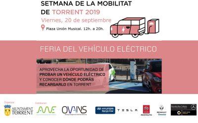 OVANS colabora en la Feria del Vehículo Eléctrico de Torrent