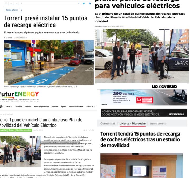 Los medios de comunicación valoran el proyecto entre OVANS y Torrent