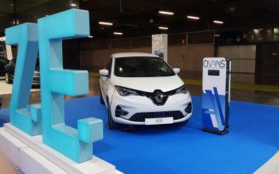 OVANS lleva su tecnología a la feria del automóvil de Valencia